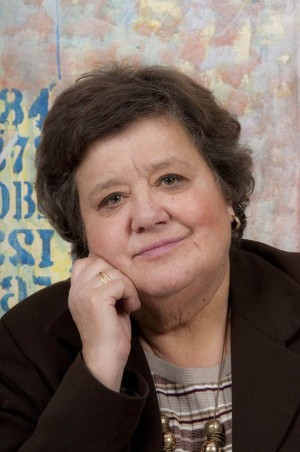 Cristina Almeida.   CEDIDA