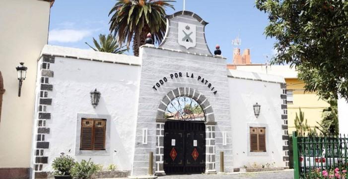El Cabildo negocia la compra de los cuarteles de Ingenieros y El Cristo