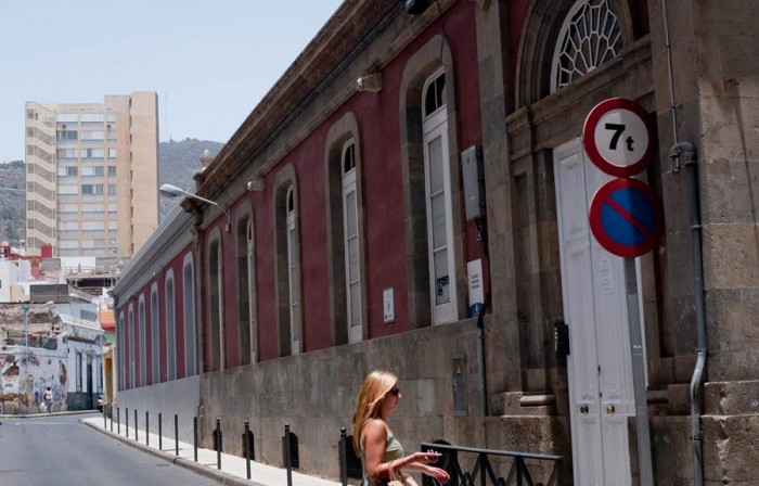 El Plan Especial de El Toscal fue aprobado definitivamente y condicional el año pasado. | FRAN PALLERO
