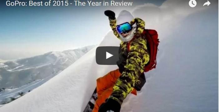 Lo mejor de GoPro en 2015: sencillamente alucinante