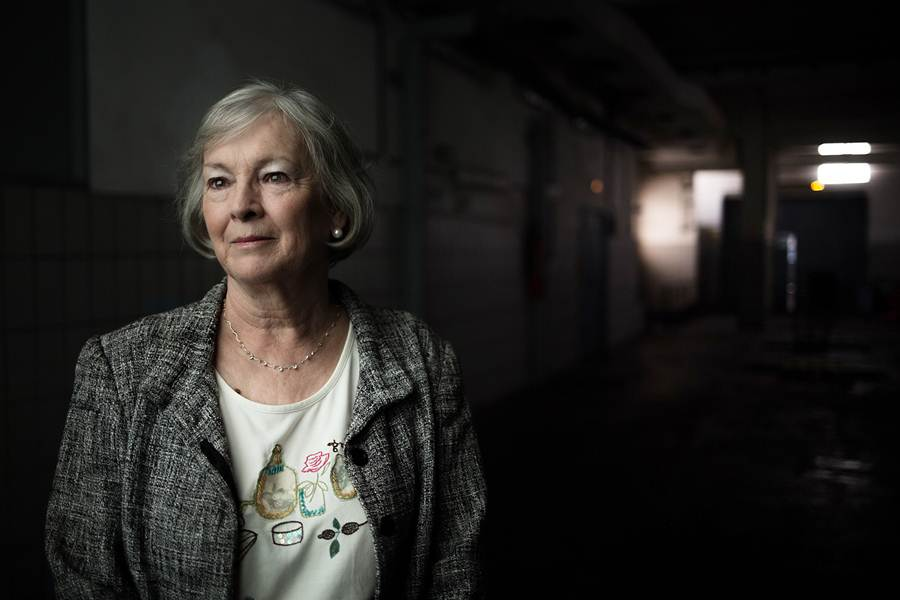 Décadas después, y muy lejos de su Alemania natal, Heidi Stahl encontró en la escritura la mejor terapia para superar los traumas infantiles que le causó la guerra. | ANDRÉS GUTIÉRREZ