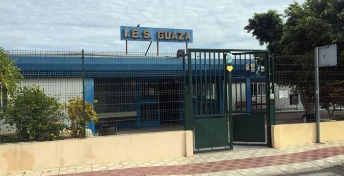 """Educación admite que """"no hay un euro"""" para el IES Parque La Reina"""