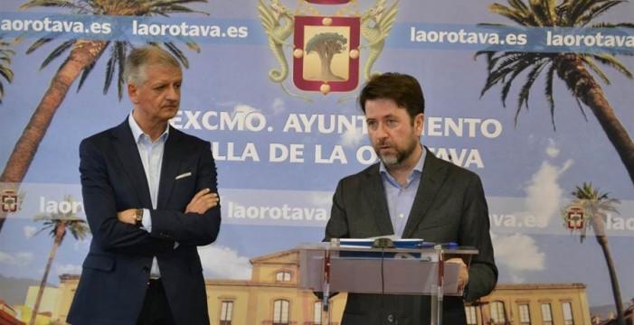 El Cabildo destina al municipio el doble de presupuesto que en 2015
