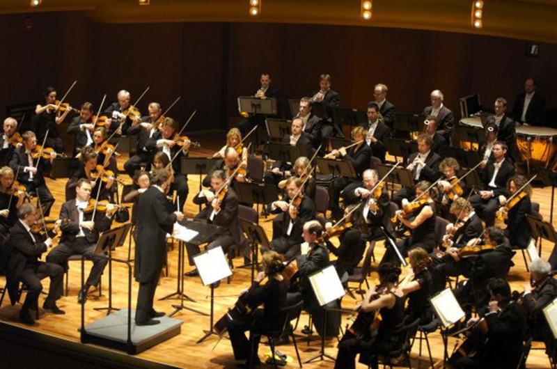 La Orquesta Filarmónica de Londres. / DA
