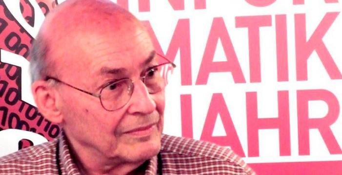 Marvin Minsky, padre de la inteligencia artificial, muere a los 88 años