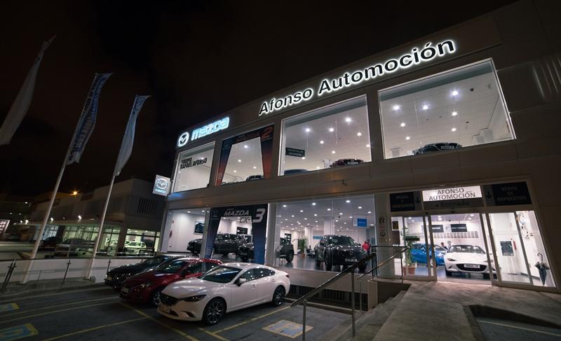 Mazda Canarias Concesionario Afonso Automocion