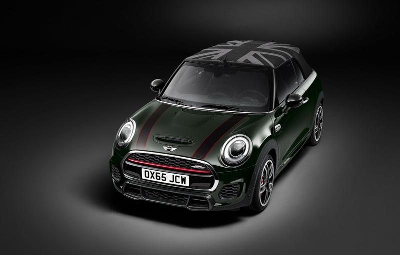 El nuevo Mini John Cooper Works Cabrio. | DA