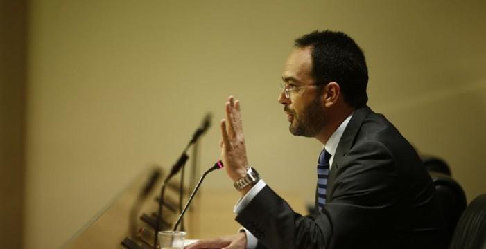 El PSOE dice a Rajoy que su