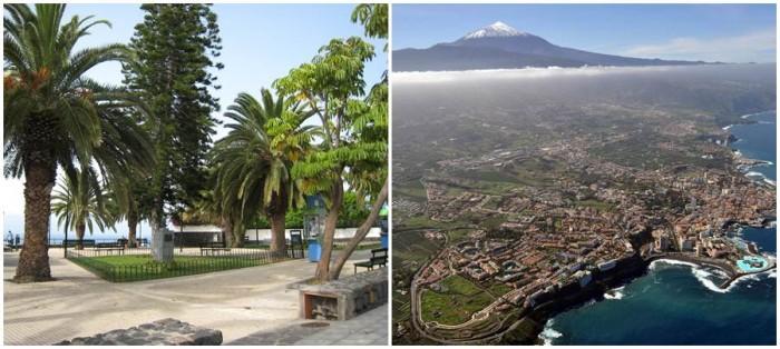 El proyecto, cuyo último tramo finaliza en el mirador de La Paz de Puerto de la Cruz, permitirá la unión de cinco municipios del Norte por la línea costera. | M.P.P.