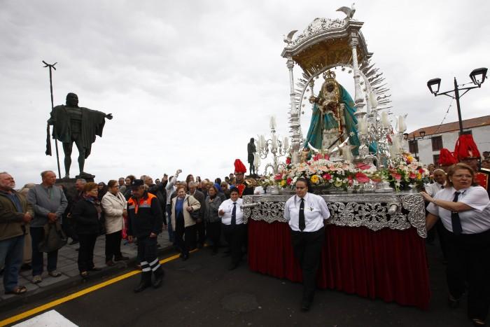 La gran procesión se celebrará el día 2 / DA