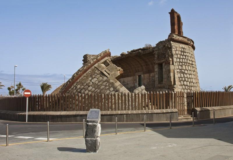 Ruinas en peligro. Debido a su mal estado de conservación, la Asociación Hispania Nostra ha incluido la Torre en la Lista Roja de Patrimonio.