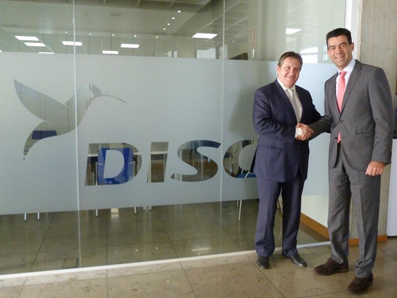 Copi Sport y DISA Gas participarán durante cuatro años en un vehículo de competición de AutoGas en Canarias. | DA