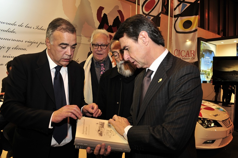 Seat Manrique CICAR en Fitur 2016 Soria