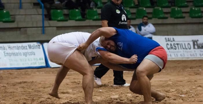 Tres luchadas para cerrar la primera fase de la Copa Luckia Gobierno de Canarias