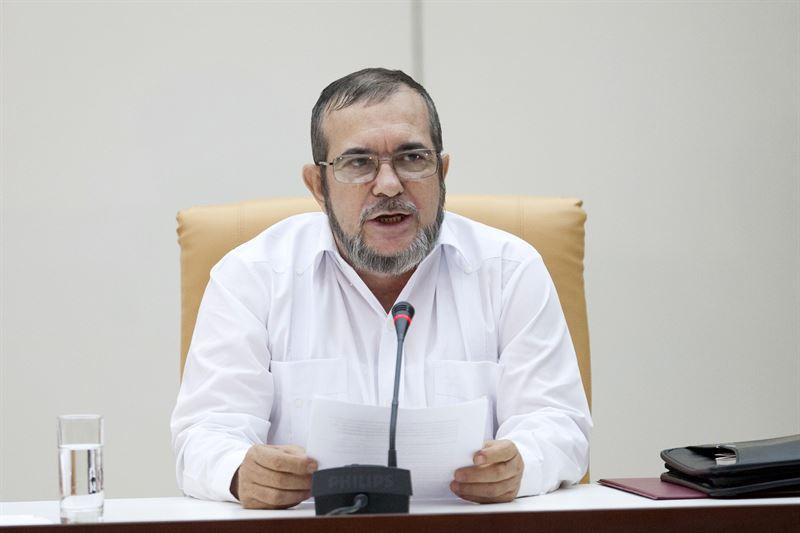 Rodrigo Londoño, alias 'Timochenko'
