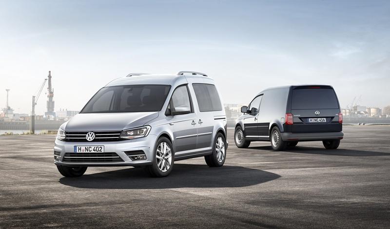 nueva Volkswagen Caddy