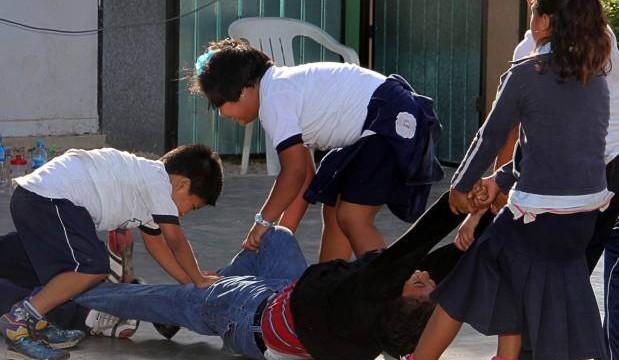 Educación detecta 134 casos de acoso escolar en los dos últimos cursos