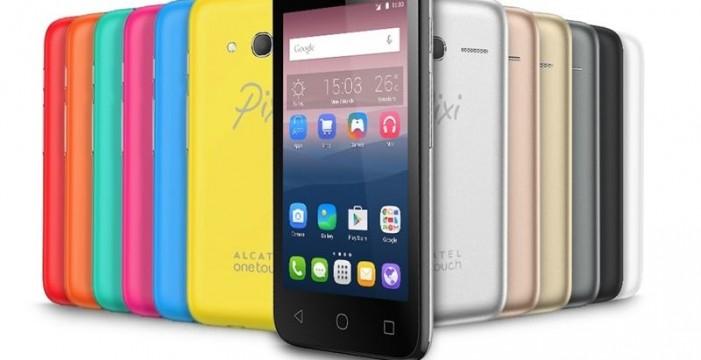 Alcatel presenta Pixi 4, su nueva gama de
