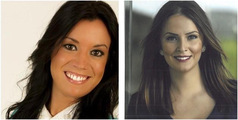 Jessica Siverio y Tamara Siverio.