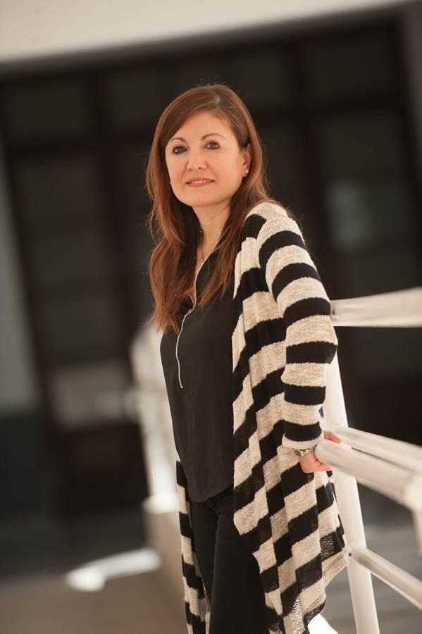 La experta en tecnología organiza este año varios encuentros relacionados con la tecnología y la mujer. | FRAN PALLERO