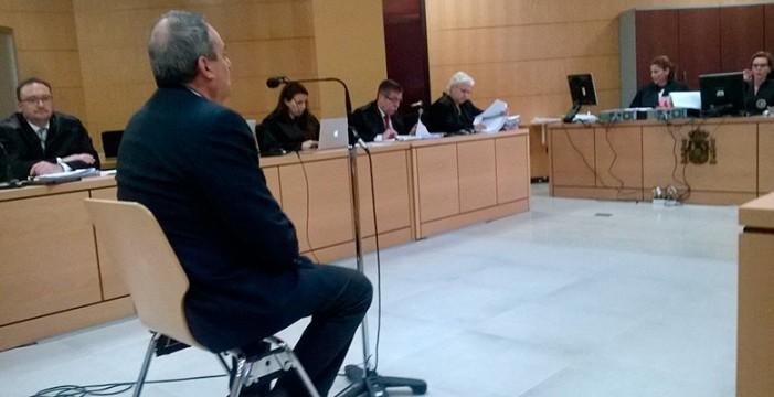 """Garcia Santamaría, el denunciante del caso Arona: """"Fueron unos años terribles"""""""