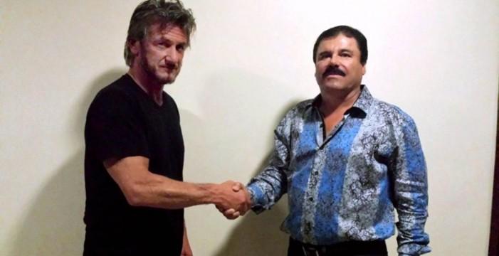 Las autoridades mexicanas quieren interrogar a Sean Penn por su entrevista con