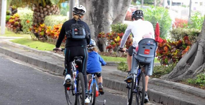 El Cabildo destina 350.000 euros a crear corredores ciclistas en la Isla