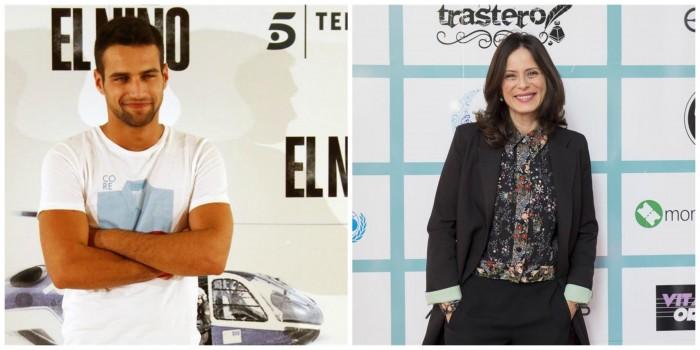 Jesús Castro y Aitana Sánchez Gijón. /EP