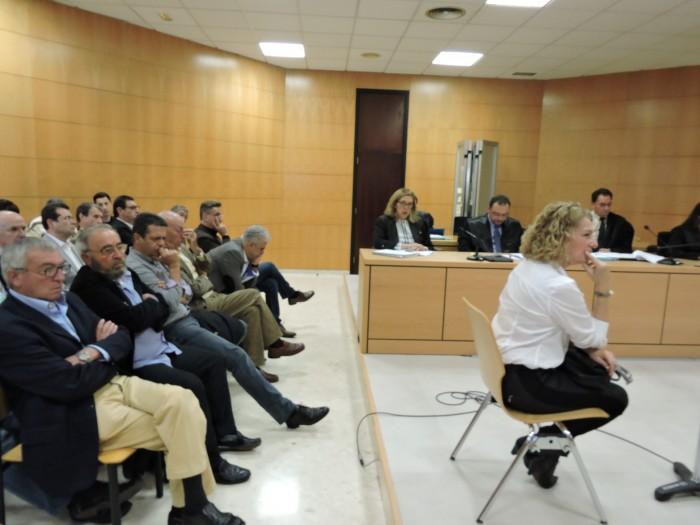Los secretarios accidentales desmontaron la tesis de los acusados / NORCHI