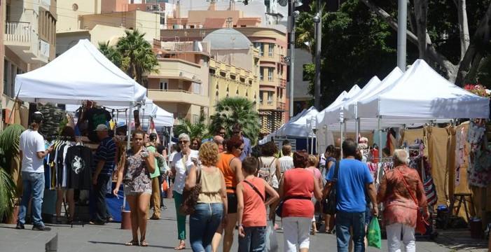 Santa Cruz dinamizará el comercio todos los primeros domingos de mes