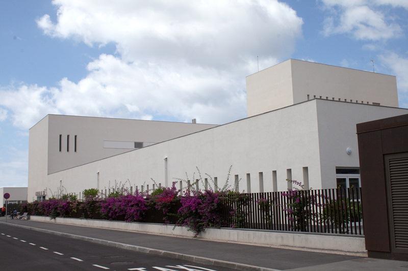 Hospital de El Mojón, en el municipio de Arona. / DA
