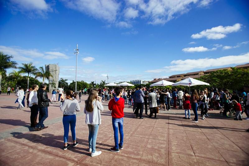 La Consejería ha organizado jornadas lúdicas para los menores acogidos con motivo de la fiesta de Reyes. / DA