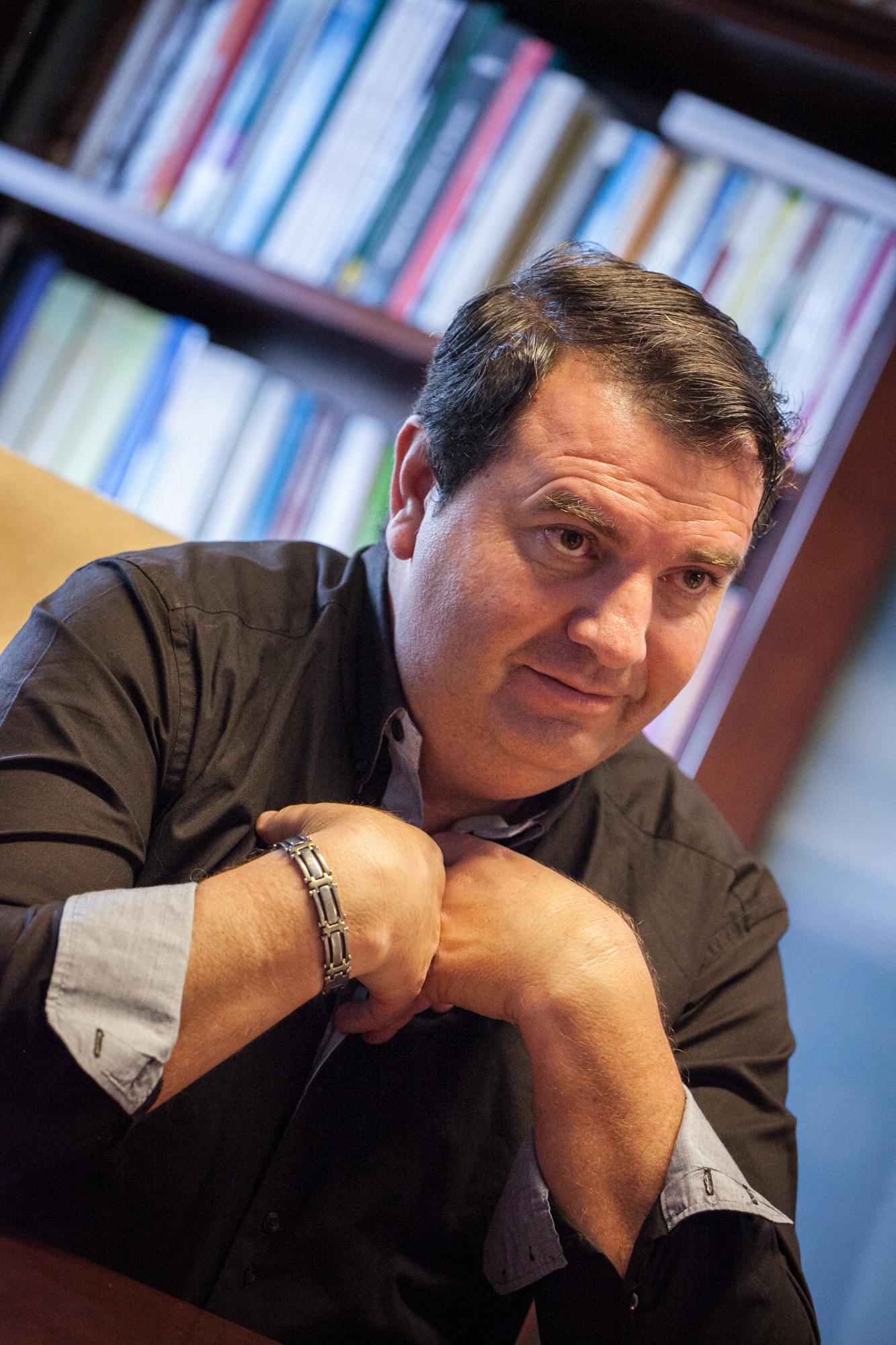 El alcalde todavía no ha querido pronunciarse sobre su situación. /Andrés Gutiérrez