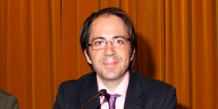 Gerardo Pérez Sánchez.  Profesor de Derecho Constitucional de la ULL