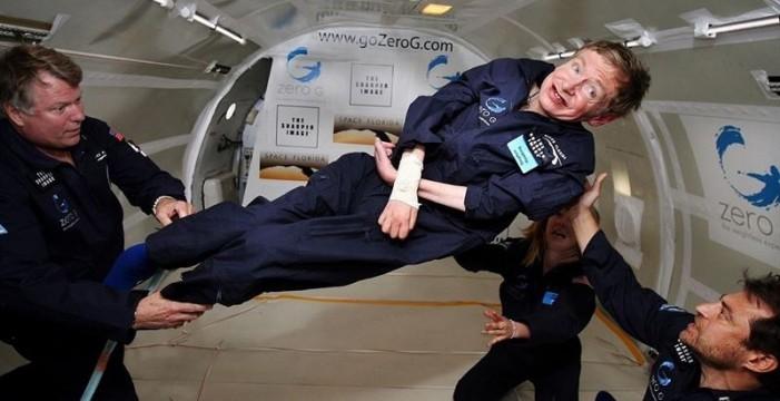 Hawking destaca que el hallazgo de las ondas gravitacionales permitirá ver