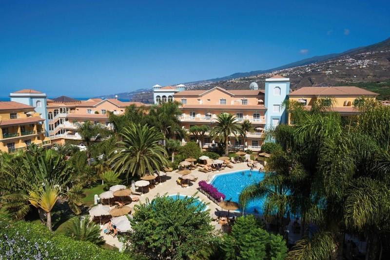 Hotel RIU Garoe, en el Puerto de la Cruz. / DA