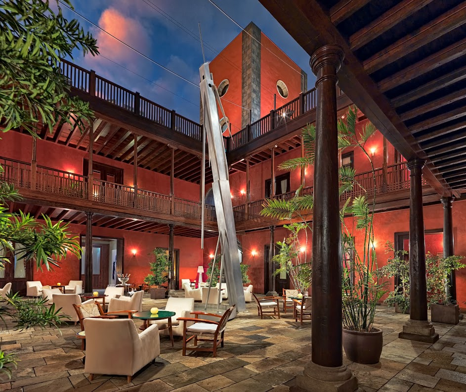 Copyright uses for Hotel San Roque for sales and Marketing promotions