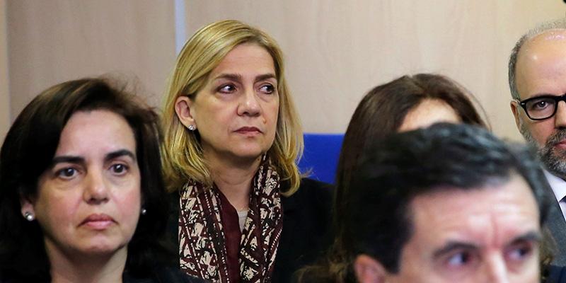 Infanta Cristina-caso Nóos