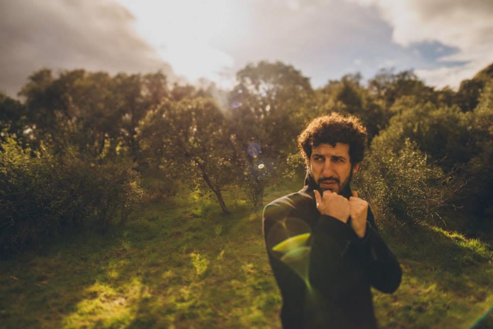 El cantante madrileño Marwan. /franrusso.com