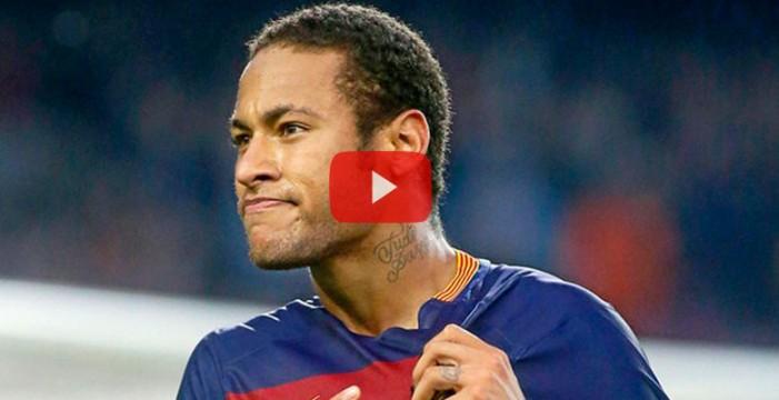 Neymar insulta al periodista deportivo Manolo Lama