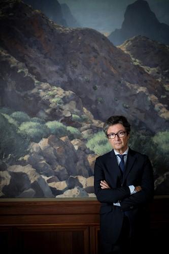 """""""La frase de Draghi, 'haré todo lo que sea necesario, y, créanme, será suficiente', el 26 de julio de 2012, fue providencial. Dio confianza a los mercados"""". / ANDRÉS GUTIÉRREZ"""
