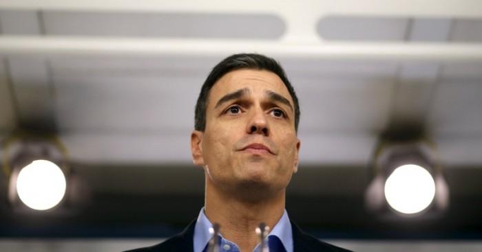 Pedro Sánchez