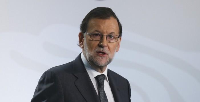 """Rajoy a Sánchez: """"Ha puesto las instituciones al servicio de su supervivencia y eso es corrupción"""""""