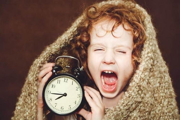 La readaptación del sueño, entre las principales dificultades que han de superar los pequeños. | ESCUELA BEBIN