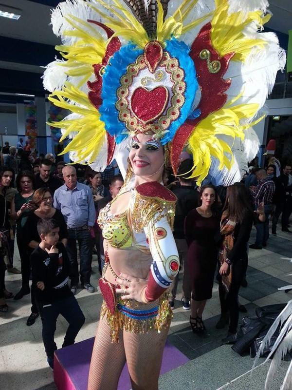 Saida Prieto. / FOTO: LOS CARIOCAS