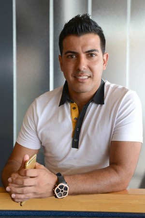 Rayco García. | SERGIO MÉNDEZ
