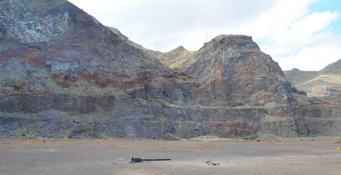 La restauración de la cantera  de Jagua sale  a información pública