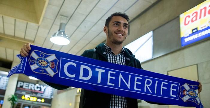Thierry Moutinho ya está en Tenerife