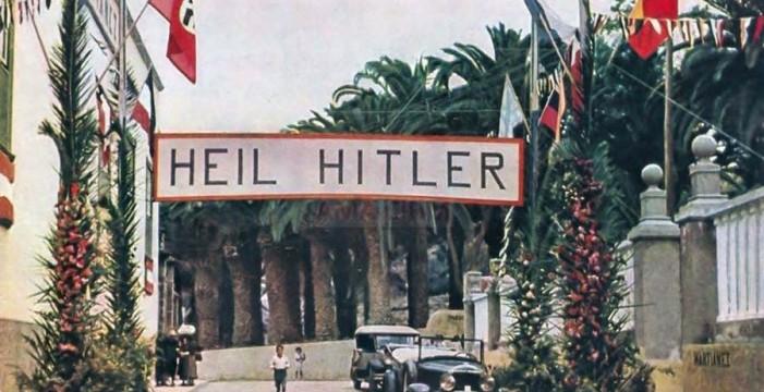 Tenerife, destino turístico nazi