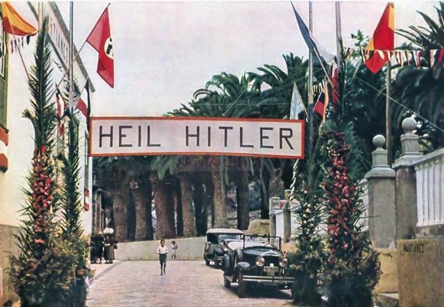 turismo nazi